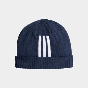 Adidas Beanie Navy Wit