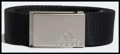 Adidas Dames Web Belt Zwart