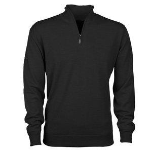 Greg Norman Golf Sweater Charcoal