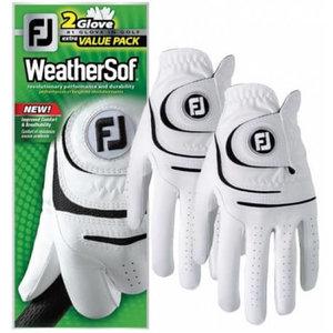 Footjoy Weathersof Golfhandschoen dames 2 Pack