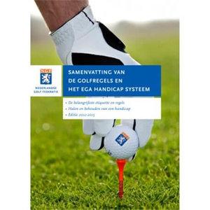 Samenvatting Golfregels en EGA Handicapsysteem (NGF)