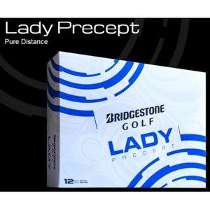 Bridgestone Lady Precept 12 golfballen