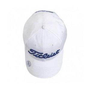 Titleist Ball Marker Cap Wit Blauw