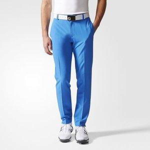 Adidas Tapered Fit Stretch 3-stripes Blauw