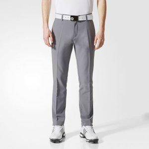 Adidas Tapered Fit Stretch 3-stripes Grijs