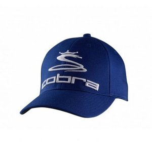Cobra Pro Tour Flexfit Junior Cap Blauw