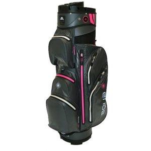 Big Max Aqua Silencio 2 Cartbag Charcoal Pink