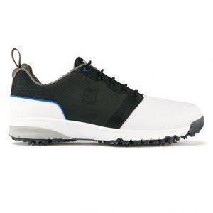 Footjoy Contour Fit White Black Blue
