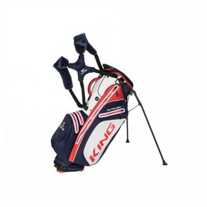 Cobra King Ultradry Standbag Navy Red