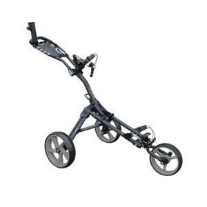 iCart One Compact 3 Wiel Golf Trolley Charcoal