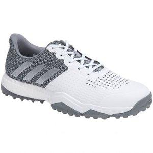 Adidas Adipower S Boost 3 Wit Grijs