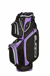 Cobra Ultralight Cartbag Purple