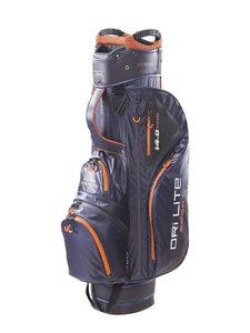 BigMax Dri Lite Sport 14.0 Series Cartbag Navy Oranje