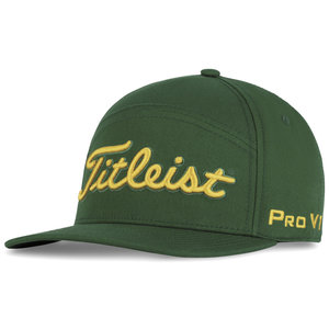 Titleist Tour Split Panel Cap Hunter Gold