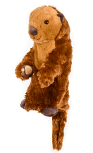 Daphne Headcover Driver Otter