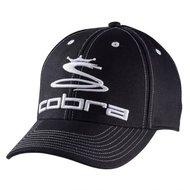 Cobra Pro Tour Cap Zwart